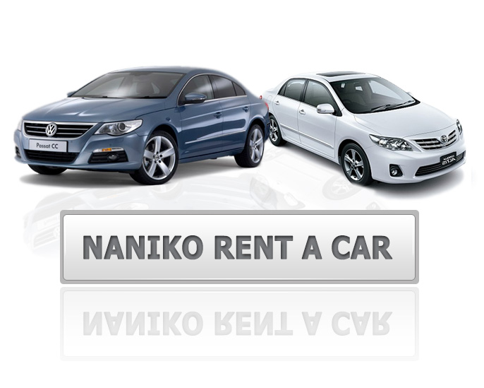 Rent a car in Georgia