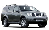 Car rental Nissan Pathfinder in Georgia